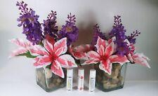 Hibiscus Lavender Lip Balm
