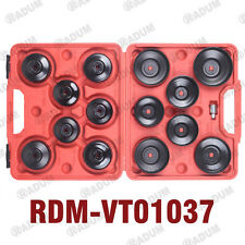 Oil Filter Wrench Set by RADUM