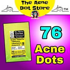 3pk 76 Acne Dot Pimple Patches Cystic Acne Patch, ACNE Spot Dressing SM/LG COSRX