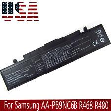 Laptop 4400mah Battery For Samsung NP-P230-JS02CN NP-P230E Series AA-PB9NC6B