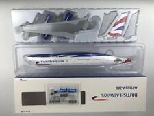 Hogan Wings 1/200 British Airways Airbus A380 G-XLEA,Airlines Desktop Model 0298