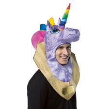 Unicorn Trophy Head Adult Halloween Costume