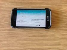Samsung Galaxy S5 Mini SM-G800F - 16GB - Charcoal Black (Sim Free) Smartphone