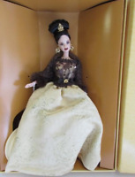 Oscar De La Renta Barbie Displayed in Private Collection