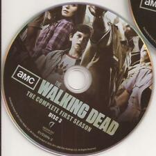 AMC The Walking Dead Special Edition DVD First Season 1 Disc 3 Replacement Disc