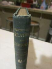 Cure of Rupture Book Heaton c1877 1st Edition Varicocle & Hydrocele Rare