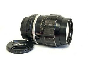 Nikon Nikkor-P Auto 105mm f/2.5 AI-converted Manual Focus Prime Lens