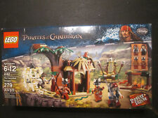 Lego Pirates of the Caribbean Cannibal Escape (4182)