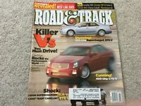 2005 Scion tC, Infiniti M45 Sport Road and Track Magazine