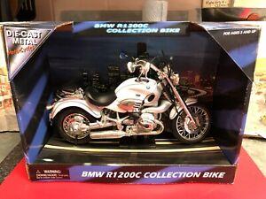 BMW R1200C Collection 1:9 scale die cast motorbike model