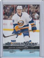 JOHAN SUNDSTROM #235 Young Guns Rookie Upper Deck NHL HOCKEY ISLANDERS