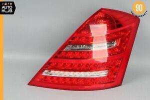 10-13 Mercedes W221 S400 S550 S63 AMG Right Passenger Side Tail Light Lamp OEM