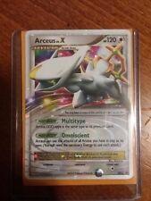 Pokemon Arceus LV.X DP53 Diamond and Pearl Black Star Promo Holo Foil Rare