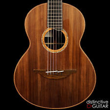 NEW LOWDEN WL-50 WEE LOWDEN ACOUSTIC GUITAR AFRICAN BLACKWOOD & REDWOOD