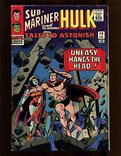 Tales to Astonish #76 FN+ Colan Colletta Kirby Esposito Sub-Mariner Hulk Krang