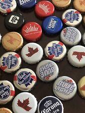 Beer Bottle Caps 100 Assortment