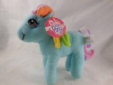 Hasbro My Little Pony Stuffed Animal Toy 2003 Rainbow Dash Blue Horse MWT