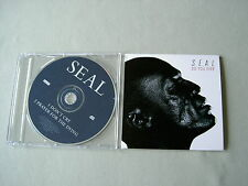 SEAL job lot of 2 promo CDs Don't Cry/Prayer For The Dying Do You Ever