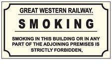 GWR Railwayana Plates & Signs