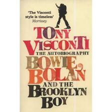 New - Tony Visconti: The Autobiography: Bowie, Bolan and the Brooklyn Boy