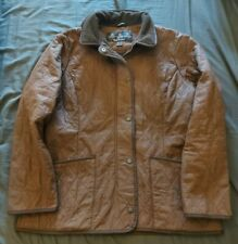 Barbour Ladies Quilted Jacket Size 12