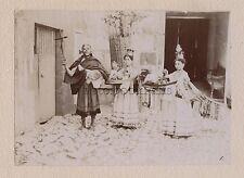 Pollenza Italie Italia par Margit de Sényi-Baratta Vintage citrate 1897