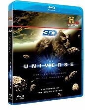 The Universe - 7 Wonders of the Solar System in 3D (3D Blu-ray, 2011)