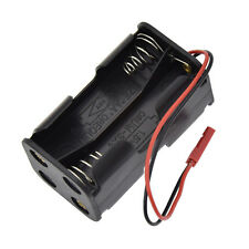 1 Pcs 6V Receiver Battery Pack Holder Case Box 4 x AA JST Connector RC Parts