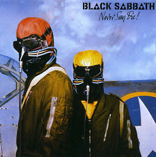 Black Sabbath NEVER SAY DIE 180g RHINO RECORDS New Sealed Vinyl LP