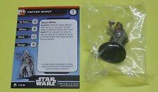 Star Wars Miniatures Legacy Force Twi'lek Scout #17/60 NEW NIB SWM Minis