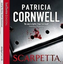 Patricia Cornwell Abridged CD Audio Books