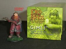 BRITAINS 40252 GIMLI LORD OF THE RINGS FILM MOVIE METAL MODEL FIGURE