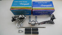 Vintage NOS Campagnolo Super Record derailleur/shifter Band on set MINT BOXED
