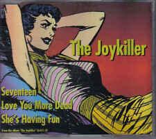 The Joykiller-Seventeen cd maxi single