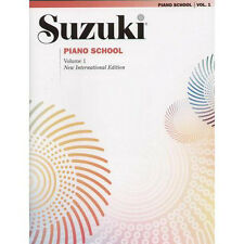 Suzuki Piano School International Edition Book - Vol 1