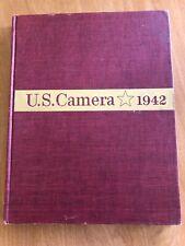 U.S .Camera Annual 1942 1st Edition 1st printing, judged by Edward Steichen