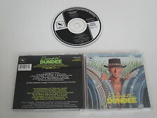 "PETER BEST/""CROCODILE"" DUNDEE - SOUNDTRACK(VARESE SARABANDE VCD47283) CD ALBUM"