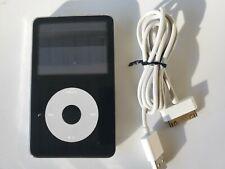 Apple iPod Classic Black 5th Gen 160Gb | Ma450Ll (80Gb) | Read Description