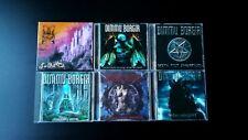 DIMMU BORGIR - 6 CD LOT - Death Cult Armageddon Stormblast For All Tid +++ more
