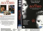 THE ACCUSED - Jodie Foster -VHS -PAL -NEW - Never played!! - Original Oz release