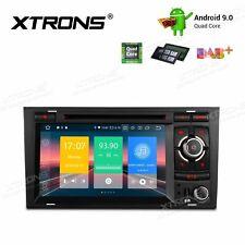 "AUTORADIO 7"" Android 9.0 Audi A4,S4,RS4 Bluetooth Navigatore Comandi Volante Usb"