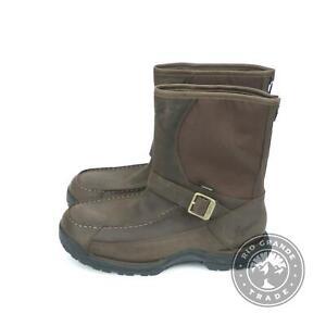 NEW Danner 45025 Sharptail Rear Zip 10in Gore-Tex Hunting Boot - Dark Brown - 11