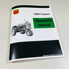 Oliver Heavy Equipment Manuals & Books for sale | eBay on