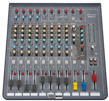 STUDIOMASTER C6XS-12 – 12 CHANNEL COMPACT MIXER WITH USB & DFX
