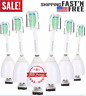 6 pack Toothbrush Heads Replacement for Philips Sonicare E Series HX7022