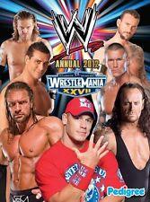WWE Annual 2012 (Annuals 2012),Pedigree Books Ltd