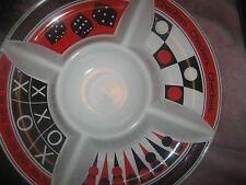 I Godinger Porcelain Chip and Dip Platter