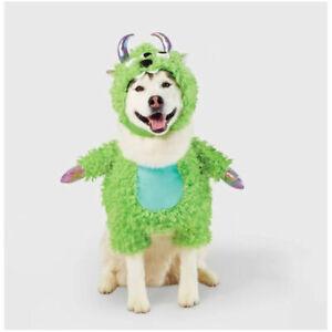 Monster Halloween Dog and Cat Costume - Medium
