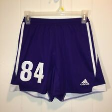 Adidas Purple Men's Basketball Shorts Sz S