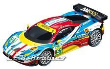 Carrera GO!!! Ferrari 458 Italia GT2, AF Corse, No.51 1/43 analog slot car 64053